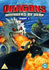 5039036066723 DREAMWORKS DVD DRAGONS - DEFENDERS OF BERK - PT 1 [EDIZIONE: REGNO