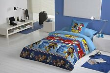 PAW PATROL Funda nordica cama + funda de almohada ALL PAWS/ Duvet cover