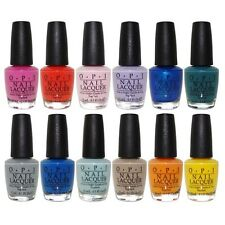 OPI - Nail Lacquer - 2017 Collection Couleurs - 0.5oz / 15ml - Vernis à Ongles