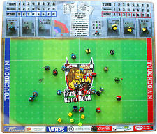 Fantasy Football Feld / Field / Pitch   for example Blood Bowl