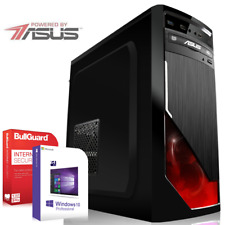 Gamer PC Computer Powered by ASUS AMD FX-6300 6X4,1GHz  GTX1060 3GB Komplett-PC
