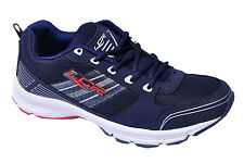 Lancer Brand Mens Navy,Red Sports Shoes Hungry-8