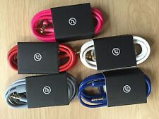 NEW - V2 3,5mm Jack A Distanza Mic Controllo Talk Cavo Filo For Beats by dr. dre