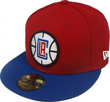 New Era Los Angeles Clippers NBA Team Cap 59fifty 5950 Fitted Basecap Kappe Mens