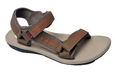 Columbus Brand Mens Beige Red Sports Sandal - Morocco