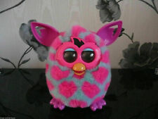 HASBRO OFFICIAL NEW GENERATION FURBY BOOM INTERACTIVE CUBES HEARTS HOUNDS TOOTH