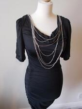 Sexy Little Black Dress by Anne Summers - Ashley Chain Dress BNWT Sizes 8 - 14