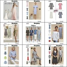New Simplicity Sewing Pattern  2017 Outfits Misses and Plus Sizes You Pick