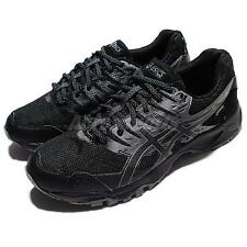 Asics Gel-Sonoma 3 G-TX Gore-Tex Black Grey Men Running Shoes Sneaker T727N-9099