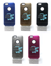 funda carcasa rigida aluminio interior gel tpu iphone 6 6g 6s 4.7""