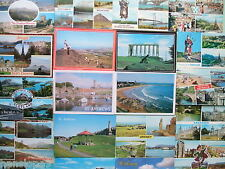 Postcards - SCOTLAND - JOB LOTS -  EDINBURGH - ABERDEEN - ST ANDREWS