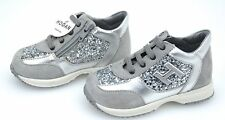 HOGAN JUNIOR INTERACTIVE SCARPA SNEAKER BAMBINA ART. HXM0920I4614NM3678 DIFETTO