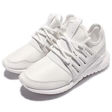 adidas Originals Tubular Radial White Grey Men Classic Shoes Sneakers AQ6722