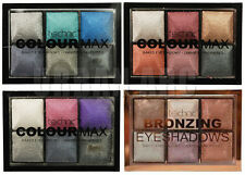 Technic Colour Max Baked Eyeshadows Bronzing Eyeshadows Palette