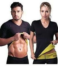 UNIQUE -  Body Hot Shapers gents / Women Stretch Neoprene Slimming T Shirt