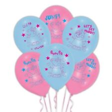PEPPA PIG BALLOONS - Muddy puddles !  Various amounts - PARTY - Helium Quality