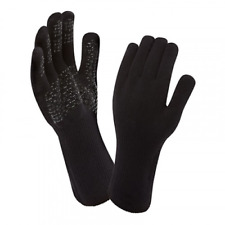 SealSkinz Ultra Agarre Guante guantes impermeables - Negro