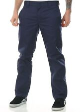 Dickies Navy Blue Slim Straight Workpants