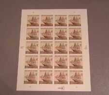 USS Constellation – US Postage Stamps Sheet 2003  USPS
