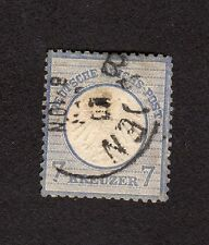 Germany Sc# 10 used Stamp