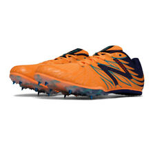 New Balance MD500v4 Middle Distance Mens Orange Running Athletic Spikes Shoes