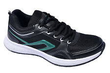 Lancer Brand Mens Black Green Sports Shoes Malaysia-12 size 11 & 12