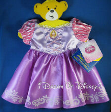 BUILD-A-BEAR RAPUNZEL DRESS DISNEY TANGLED PRINCESS COSTUME TEDDY CLOTHES NEW