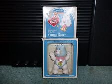 Care Bears Poseable Figure New In Box Un Punched Card Grams Bear Vintage