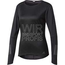NEU adidas Response Long Sleeve Tee Damen Laufshirt W BP7441 Training Jogging