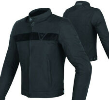Chaqueta moto Dainese Stripes Tex black