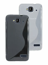 étui de protection en silicone pour Alcatel One Touch Idol Mini 6012D @Cofi