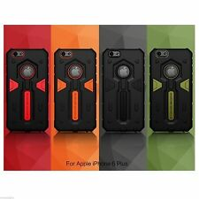 Nillkin Defender Hybrid Hard Back Case Cover For Apple iPhone 6 Plus 5.5""