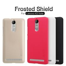 """Nillkin Super Frosted Series Shield Hard Back Case Cover For Lenovo K5 Note 5.5"""""""
