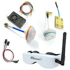 Goggle 2 FPV 5.8G Video Eyewear Glasses Wireless AV Transmitter for DIY Drone