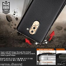 Carbon Fibre Back Cover Case For Huawei Honor 6X