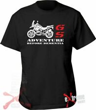 t shirt bmw gs motorcycle r1200 s adventure premium quality gift S-XXXL sizes