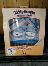 Teddy Ruxpin Adventure Outfits Workout Outfit