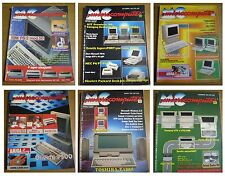 MC MICROCOMPUTER Lotto riviste vintage informatica game - Retrocomputer magazine