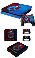 Autocollant pour PS4 Trabzonspor ''console + 2 manettes'' Sony PlayStation 4