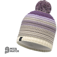 Buff Knitted & Polar Neper Hat / Neckwarmer