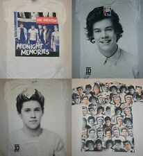PRIMARK LADIES ONE DIRECTION T SHIRT TEE TOP 6 -20 HARRY LOIUS ZAYN LIAM NIALL