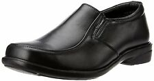 FORTUNE BY LIBERTY BRAND MENS BLACK SLIPONS FORMAL SHOES LG-1290