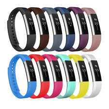 Small /Large Size Replacement Wristband Band Strap for Fitbit Alta ( No Tracker)