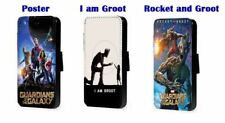 Guardians of the Galaxy leather phone case iPhone Samsung A3 A5 2017 J3 J5 2016