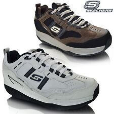 Mens Skechers Shape Ups Xt Premium Comfort Trainers Running Fitness Shoes Size