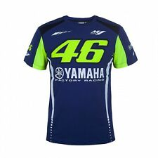 Yamaha VR46 Valentino Rossi Adult T-Shirt New 2017 Version