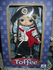 HUCKLEBERRY TOFFEE DOLL MARINA NEW IN BOX WITH SHIPPER
