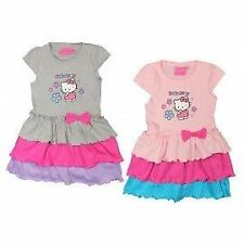Disney Hello Kitty Kleid Partykleid Sommerkleid Feier Kinder Neu