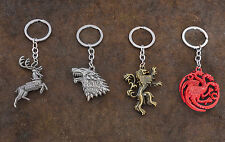 Game of Thrones (GoT) Keyrings