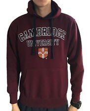 Official Cambridge University Hoodie - Burgundy - Cool and stylish